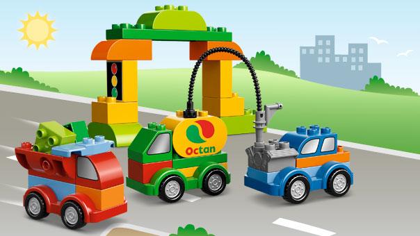 Klocki 10552 Duplo Lego Klocki Zabawki Wyprawka Dla