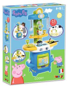 Kuchnia świnka Peppa Domowe Agd Zabawki Dla Dziewczynek